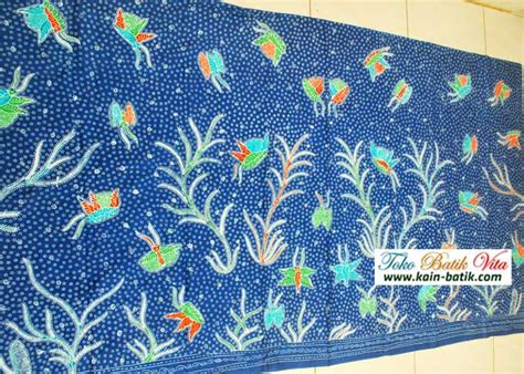 Batik Kupu batik madura kupu kupu ceria kain batik murah