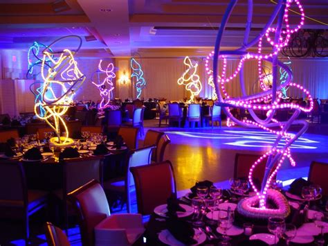 design event decor denver non floral centerpieces eggsotic events
