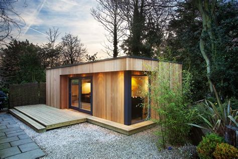 Garden Room Designs Ideas Wooden Garden Room Green Roof Garden Room Designs Ideas Inspiration Photos Houseandgarden