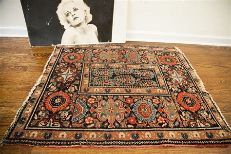 3x3 Rug by 3x3 Square Antique Area Rug