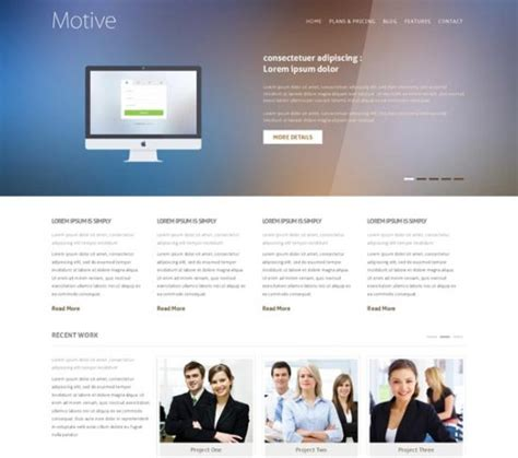 responsive site templates 155 free responsive html5 css3 website templates