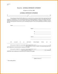 9 power of attorney form pdf free download ledger paper