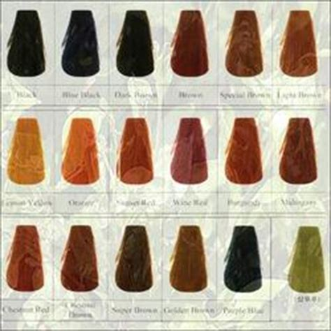 Types Of Color Hair by Different Types Of Burgundy Hair Color Brown Hairs