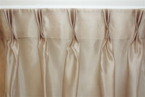 how to make french pleat curtains curtain headings 3 little birds