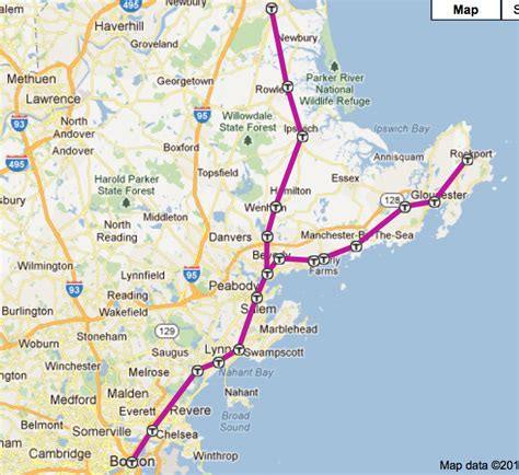 just ask will we see commuter rail from portland about the north shore of boston ma
