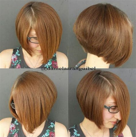 front back sides of bob hairstyles stacked bob haircut back view and front view black