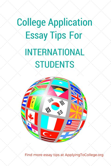 What Students Really Need To Hear Essay by College Application Essay Tips For International Students Applying To College