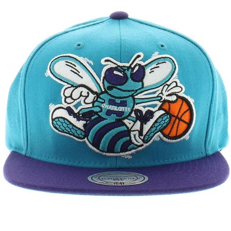 hornets colors hornets team colors the xl 2 tone snapback by