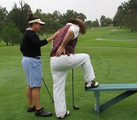back pain from golf swing the most common golf injuries dan bubany golf