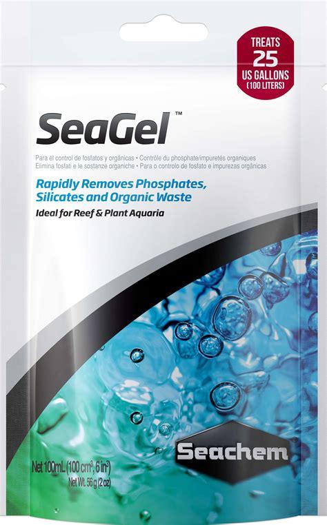Seachem Seagel 1l seachem gfo resins