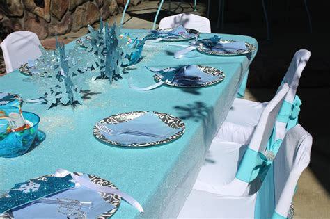 frozen decorations ideas disney frozen theme themes for rental