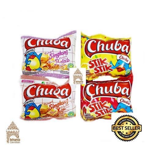 chuba snack cemilan jadul keripik singkong stik stik