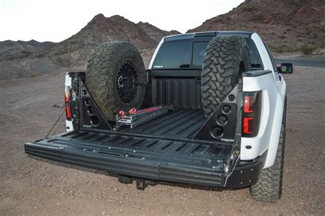 truck bed spare tire carrier homemade truck bed spare tire mount best truck resource