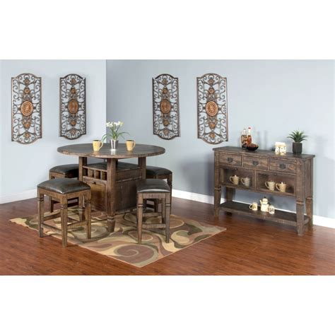 54 quot homestead counter height table