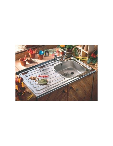 sit on kitchen sink sit on double drainer single bowl sink stainless steel