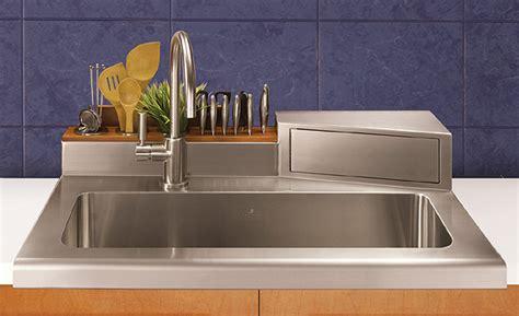 Kitchen Sink Worktop Worktop Kitchen Sink 0450 Designboom