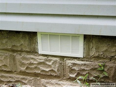 basement crawl space ventilation chapter 3 serious problems in the basement