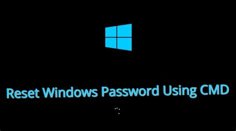 windows vista password reset sticky keys hack sticky key feature and reset windows password using cmd