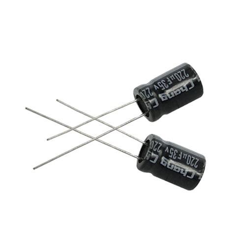 220uf 35v smd capacitor 20 x 220uf 35v 105c radial electrolytic capacitor 8x12mm s ebay