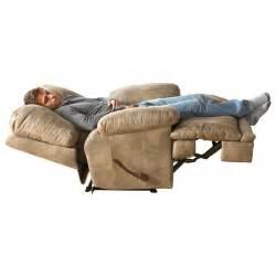 catnapper lay flat recliner catnapper voyager lay flat recliner in brandy