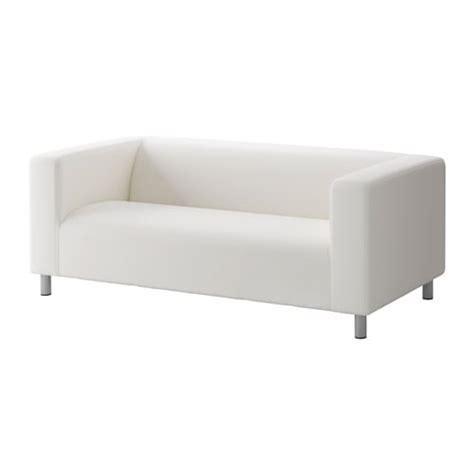 white outdoor sofa ikea klippan two seat sofa ransta white ikea