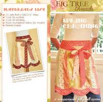 apron pattern using jelly roll sew baby spring cleaning jelly roll apron pattern