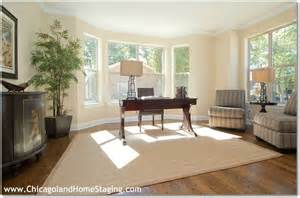 Define Livingroom by Staging A Chicagoland Home Office It S More Than A Desk