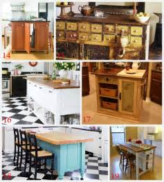 Diy Kitchen Island Ideas by Kitchen Island Ideas Decorating And Diy Projects