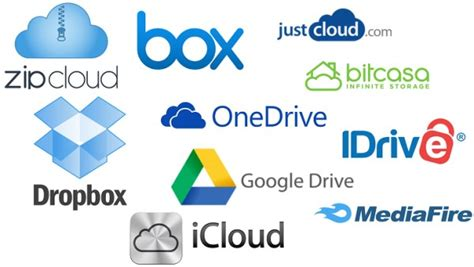 best free cloud storage tech articles top ten free cloud storage providers