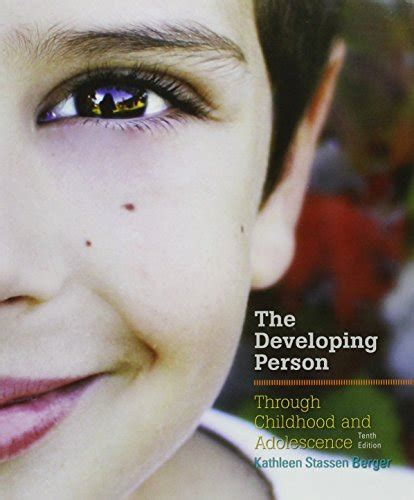 developing person through childhood books biography of author stassen berger booking
