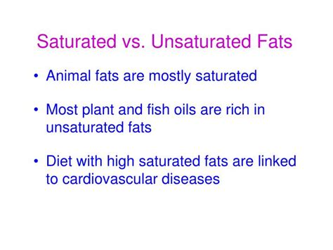 healthy fats saturated or unsaturated saturated versus unsaturated images