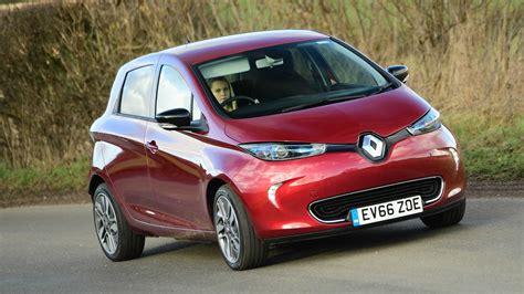 renault zoe hatchback  review auto trader uk