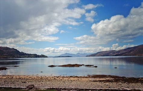 Loch Kishorn Cottage by Traditional West Coast Self Catering Cottage Kishorn Scotland