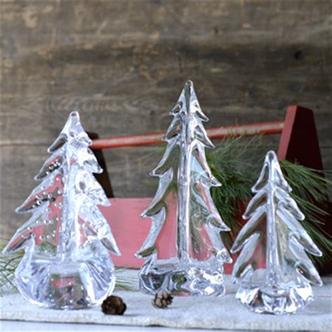 simon pierce glass cmas trees simon pearce glassware distinctive decor