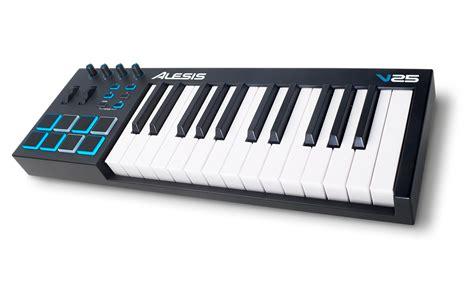 alesis vi61 keyboard and beatbox performance alesis vi series and v series keyboard pad controllers