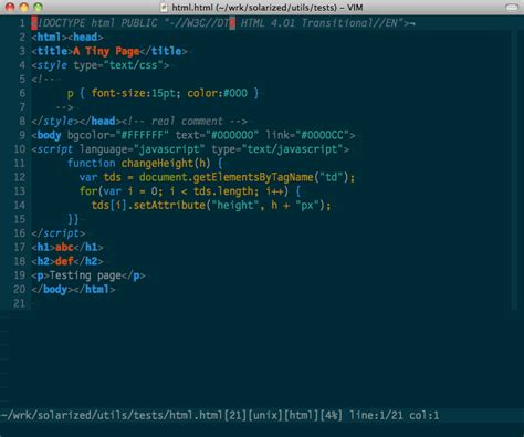 sublime text 3 solarized theme possible wrong colors for html in sublime text 2 183 issue