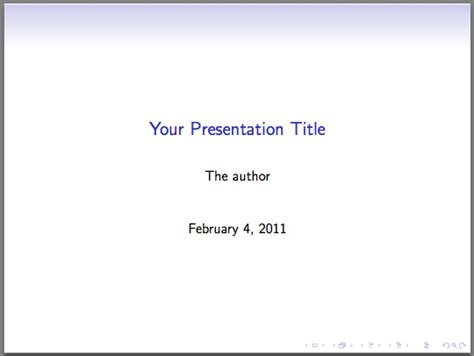 beamer themes overview beamer an introduction to latex presentations texblog