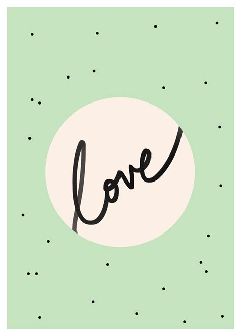 free download printable wall art mint love type print free download inkstruck studio