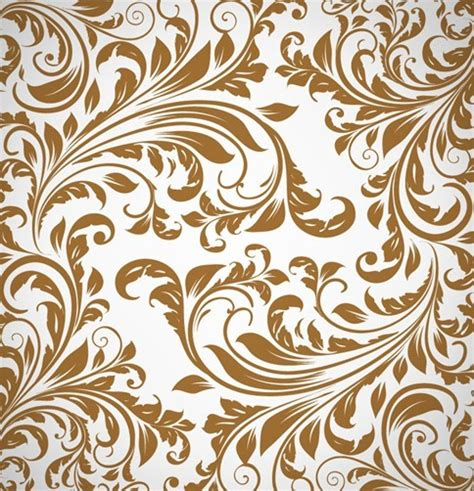 abstract pattern vector free download abstract floral pattern background vector vector
