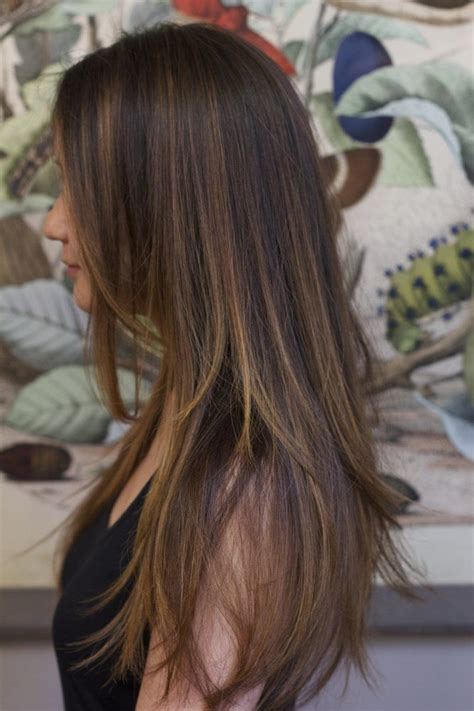 hair highlight for asian 25 best ideas about asian balayage on pinterest