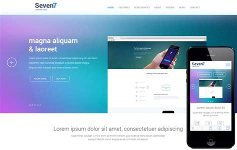 free bootstrap themes for it company free full site templates for bootstrap 3 from bootstrap stage