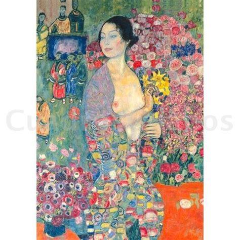 cuadros de japonesas gustav klimt geisha japonesa detalle cuadrosguapos
