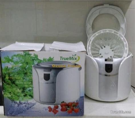 Garden Stuff For Sale True Mix Ozone Food Washing Machine Home Garden Stuff