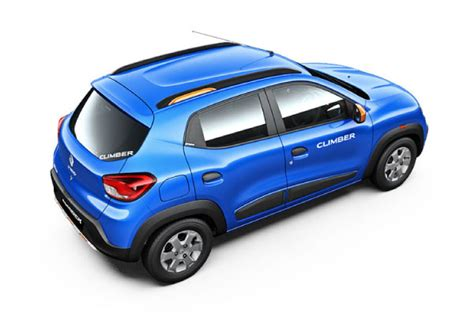 renault climber colours renault kwid climber hits the road