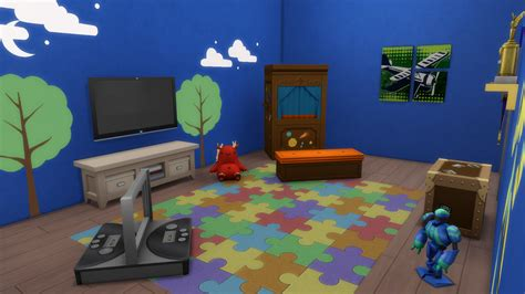 the sims 4 kids room stuff build items overview sims