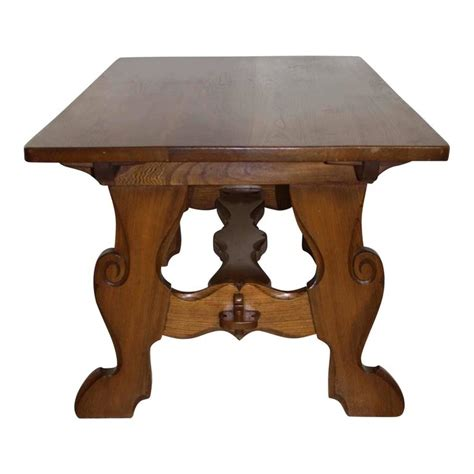 1950 Dining Table And Chairs Solid Oak Dining Table And Four Chairs Circa 1950 At 1stdibs