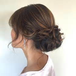 fashion forward hair up do 60 trendiest updos for medium length hair low updo mid