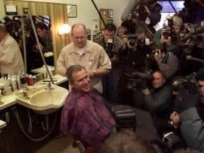 barber downtown des moines historic photos 2000 iowa caucuses