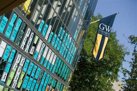 Gwu Mba Classes by George Washington Pushes Undergraduates To Try