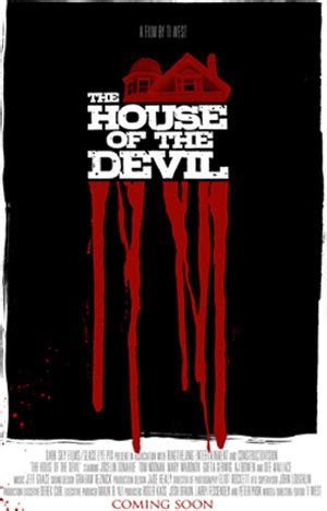 the house of the devil john s horror corner the house of the devil 2009 style trumps substance in ti